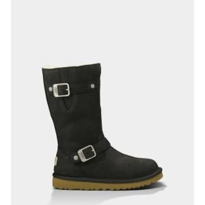 UGG Kensington Kids Black Boots $150.00 at UGG Australia