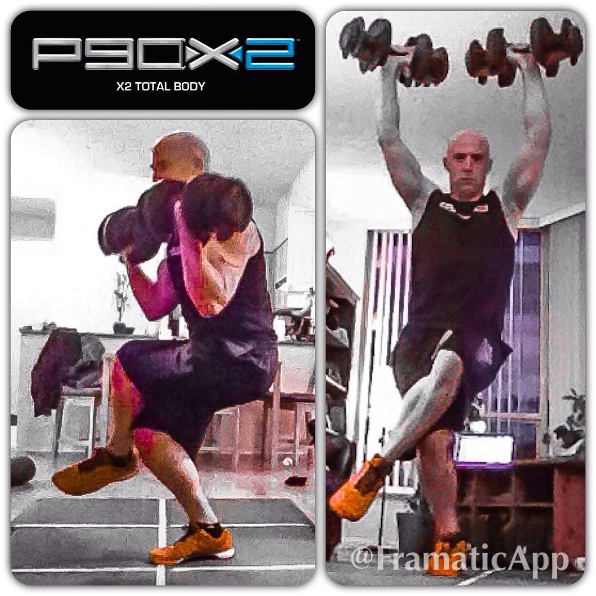 P90x2 Total Body One Of The Toughest P90x Routines Out