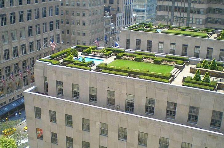 Rockefeller Center Rooftop Gardens, rockefeller center, rooftop gardens, rooftop gardens nyc, green roof, green roof nyc, private rooftop gardens, secret rooftop gardens