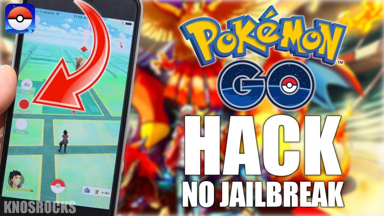 How to hack pokemon go ios 10 932 no jailbreak go tap