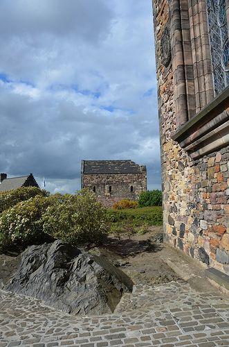 Edinburgh Castle Escocia