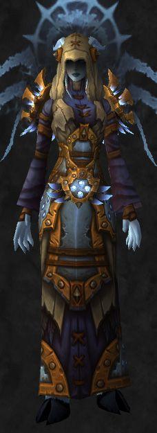 Grievous Gladiator S Investiture Transmog Cloth World Of Warcraft Game Concept Art Warcraft