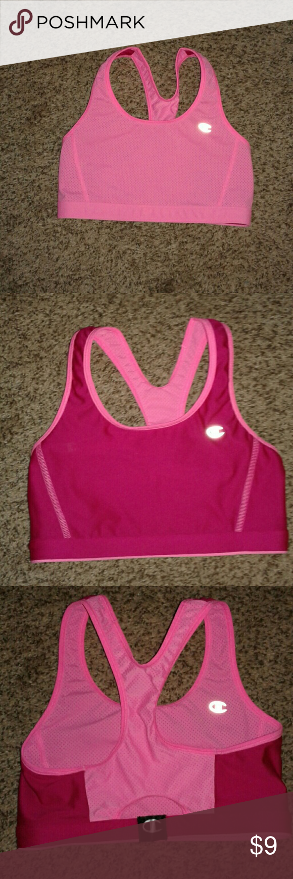 Champion Reversible Sports Bra Like new Champion Other