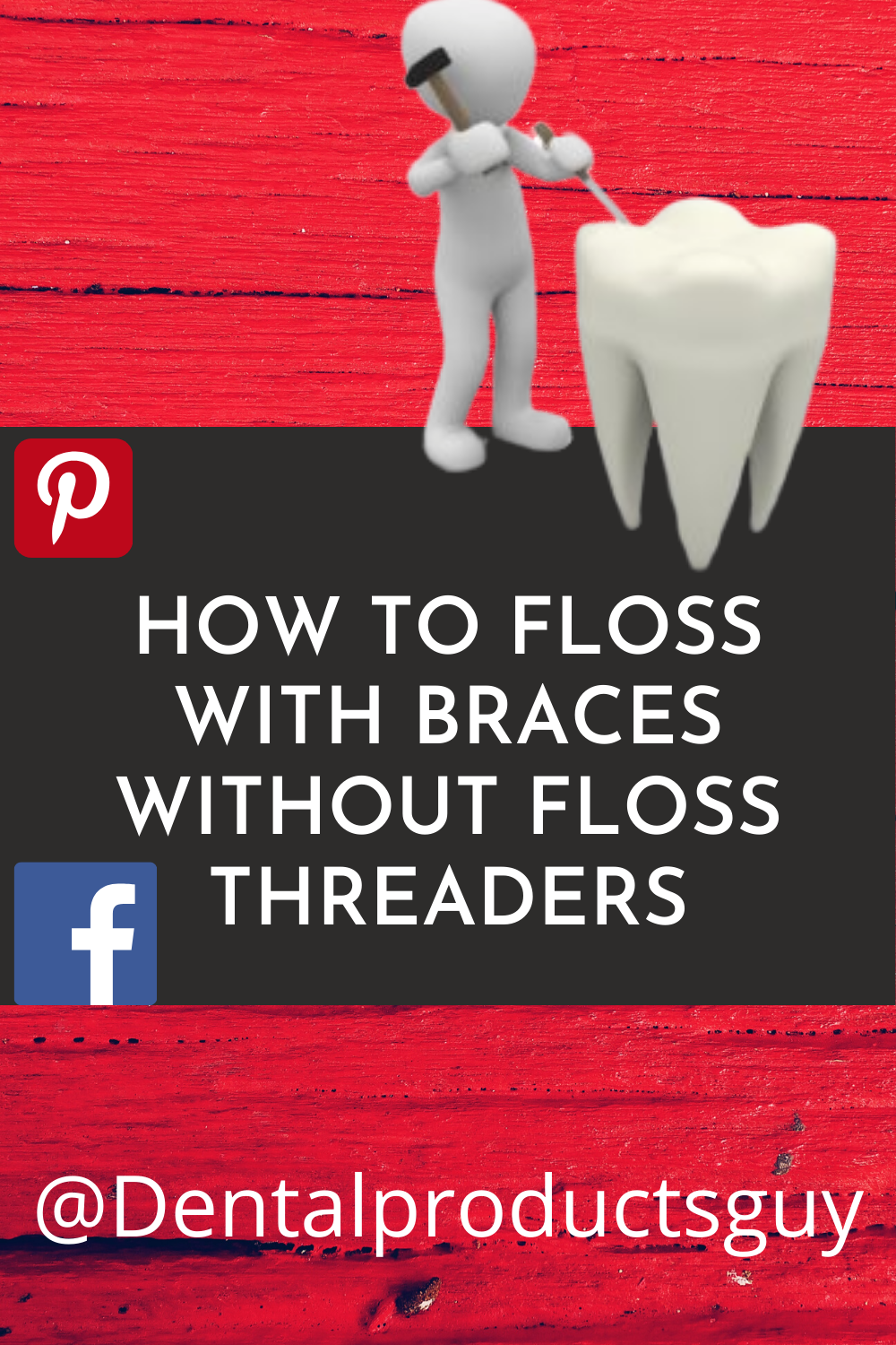 How To Floss With Braces Without Floss Threaders So, let me tell you How to Floss With Braces Without Floss Threaders ?  I completely understand where you're coming from because Floss Threaders are the most annoying and time-consuming type of floss available in the Dental Marketplace to me.  #flossthreader #howtouseflossthreaders #lingual bar #ad