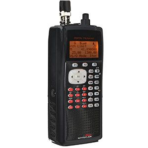 2. Whistler WS1040 Digital Scanner Radio Old time radio