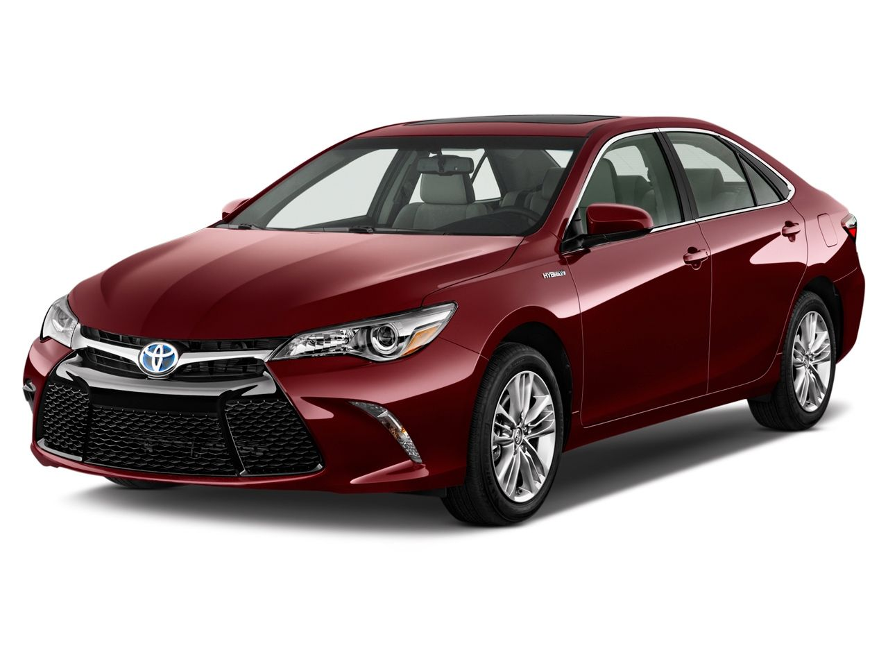 2016 Toyota Camry Hybrid Review Http Toyotacarhq