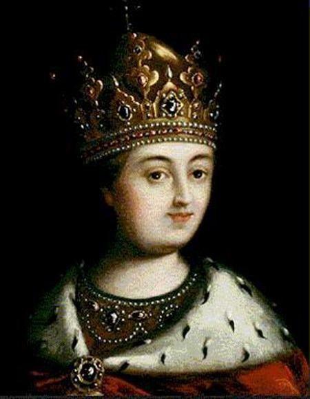 Russian Regent Sophia Alekseyevna