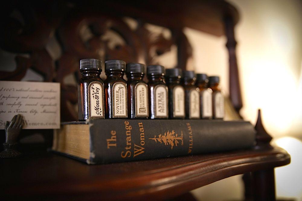 Inside the Vintage Botanical World of For Strange Women Perfumery