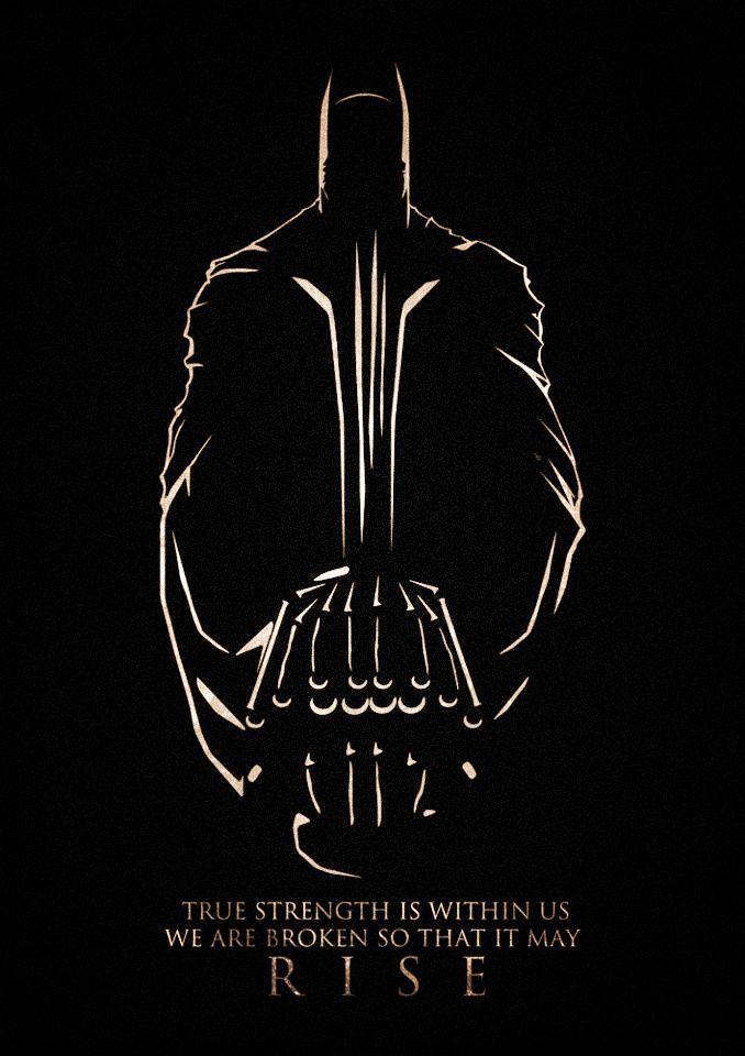 Dark Knight Rises fan art will be the instrument of your jubilation via @Hannah Mestel Mestel Mestel Logue.com