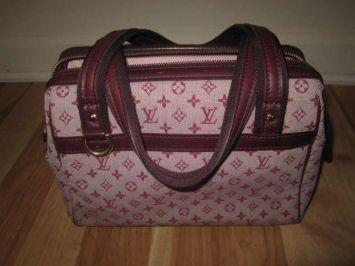 Louis Vuitton Josephine Cherry Bag - Satchel $375