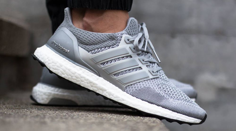 Adidas Ultra Boost Grey Womens
