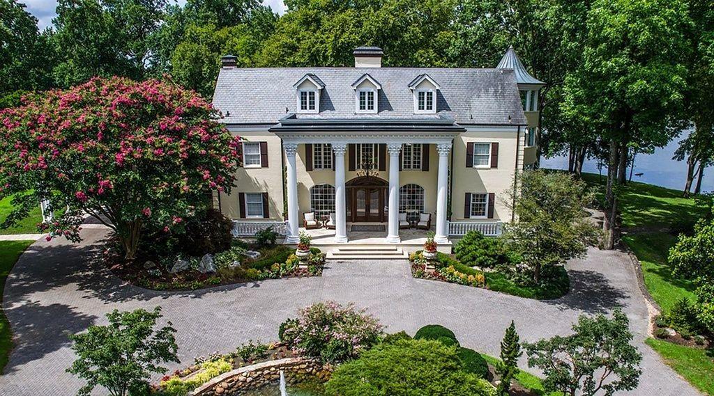 Reba McEntire's 7.9 Million ColonialStyle Nashville