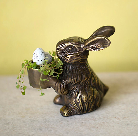 pretty pink tulips: Baskets and Bunnies