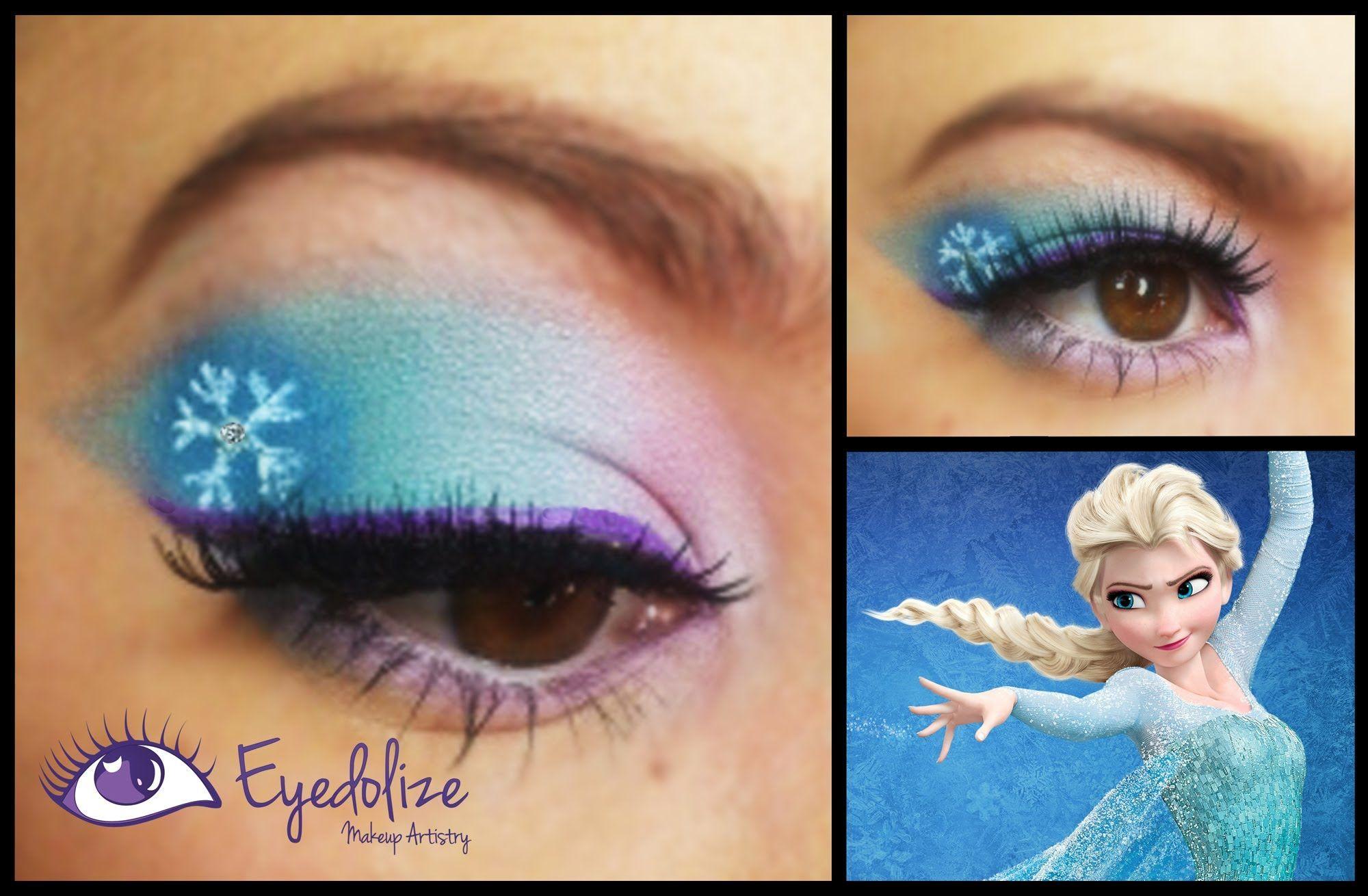 Makeup Frozen