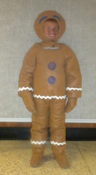 Shrek costume · This will be our gingy. & This will be our gingy. | Shrek | Pinterest | Shrek Costumes and ...