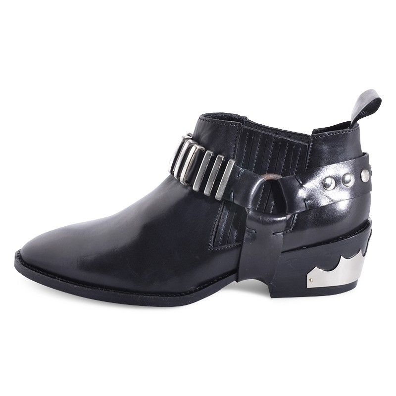 Musthave black ankle boots | Gardenia Copenhagen | Shoes