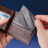Cardsharp 2 Credit Card Knife - $18