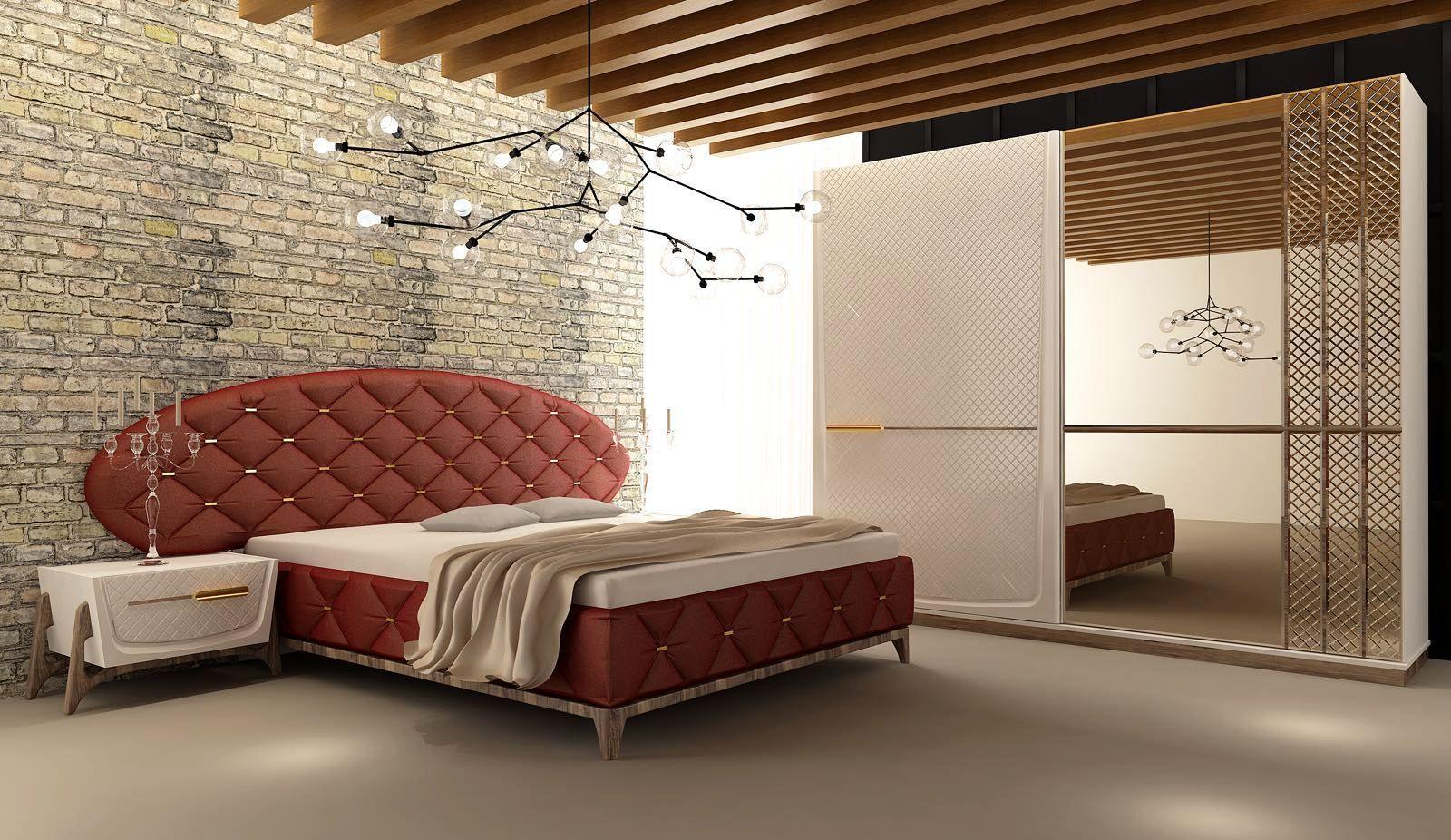 Mercedes Yatak Odasi Bed Design Furniture Home Decor