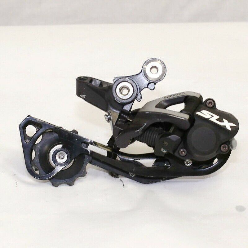 Sponsored Ebay Shimano Slx Rd M675 Gs 10 Speed Mtn Bike Long Cage