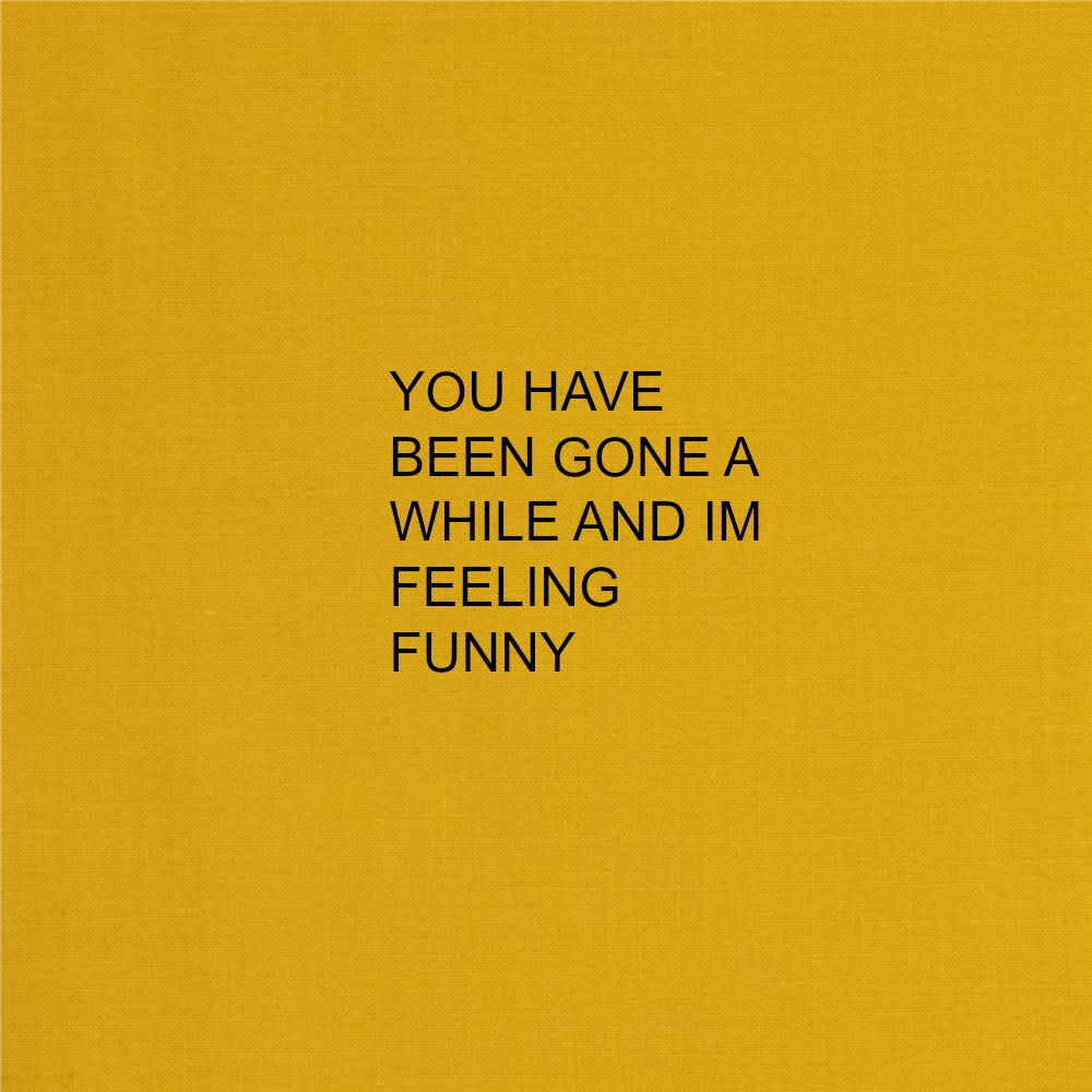 Carouse Words Yellow Aesthetic Quotes