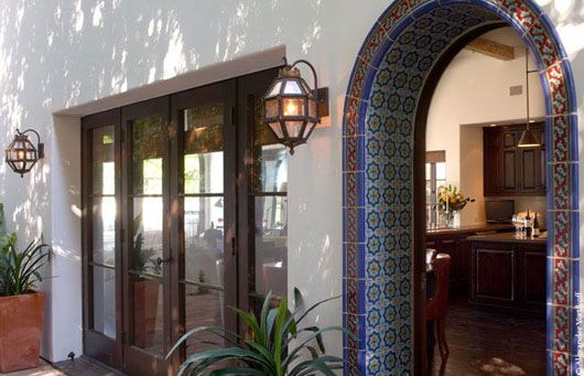 spanish colonial home interior by kaa design group lou lou pear deck design