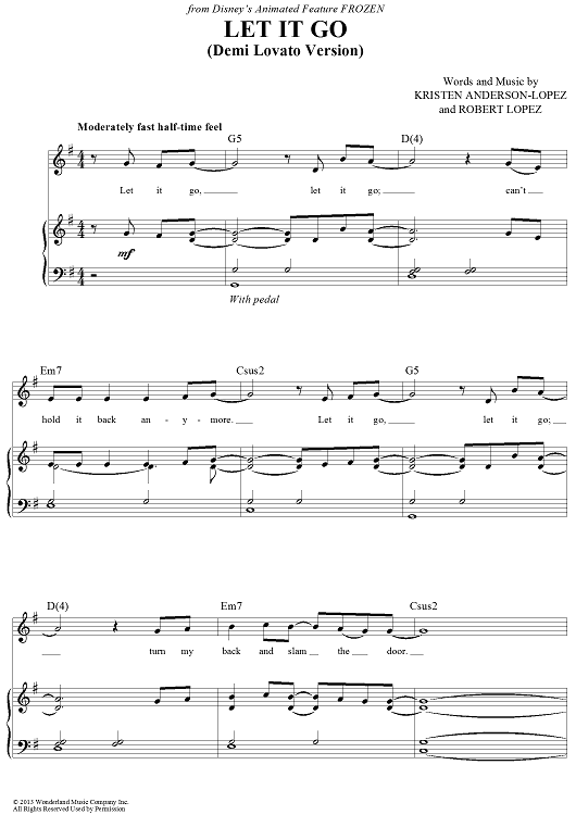 let it be easy piano pdf