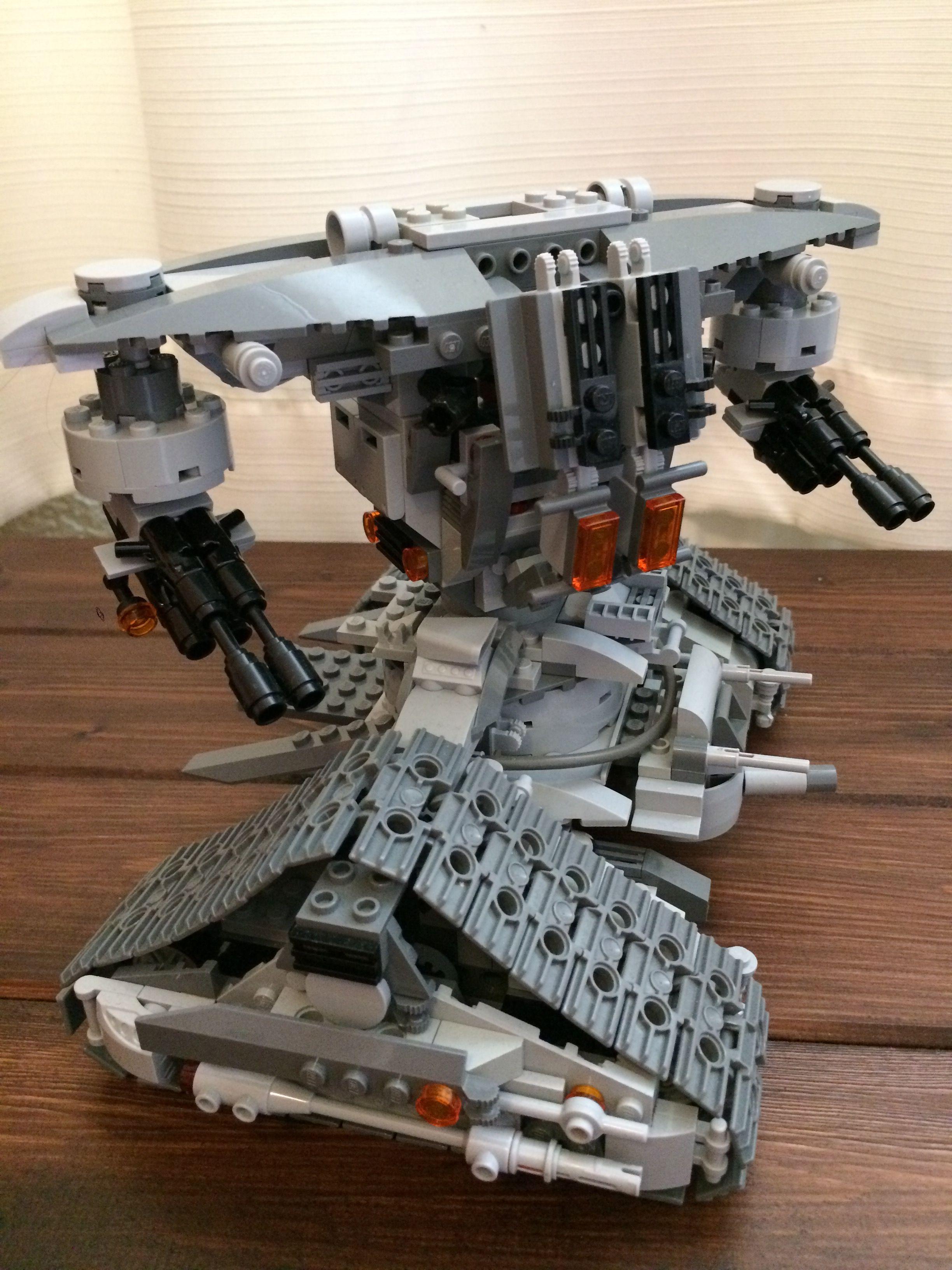 AngleUnfinished Moc Different Lego Ish Still Hk Tank From BerdCxo