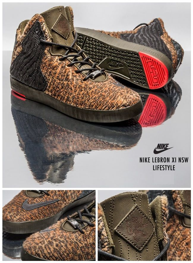 Nike Lebron XI NSW Lifestyle