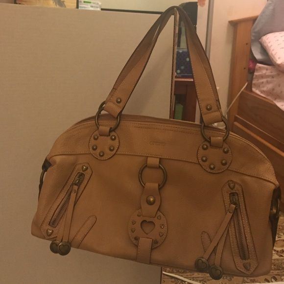 Xoxo Handbag Used A Few Times Prices Due To Imperfections Shown In Pictures Good For Everyday Use Length 14 Width 4 1 2 Height 8 Bags