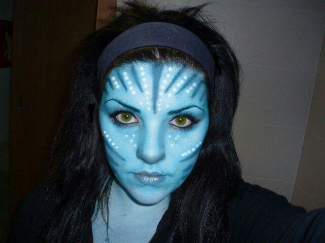 Avatar mujer Maquillaje halloween Pinterest Avatar Maquillaje