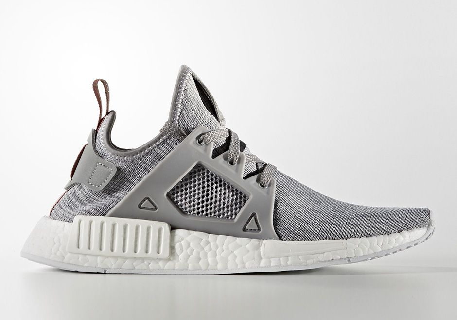 511054e7e The ever-growing adidas NMD family gets another new release for all of the  shoe s many fans to look forward to with this latest NMD XR1 in grey…