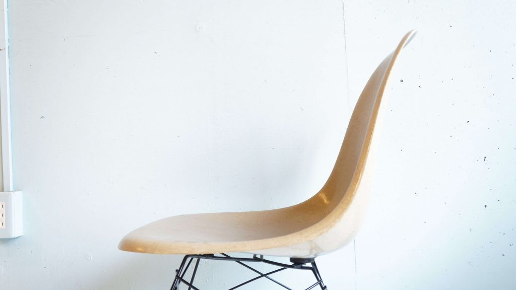 Low Rod Cats Cradle Chair Base for Herman Miller Eames Shell Lounge Knoll