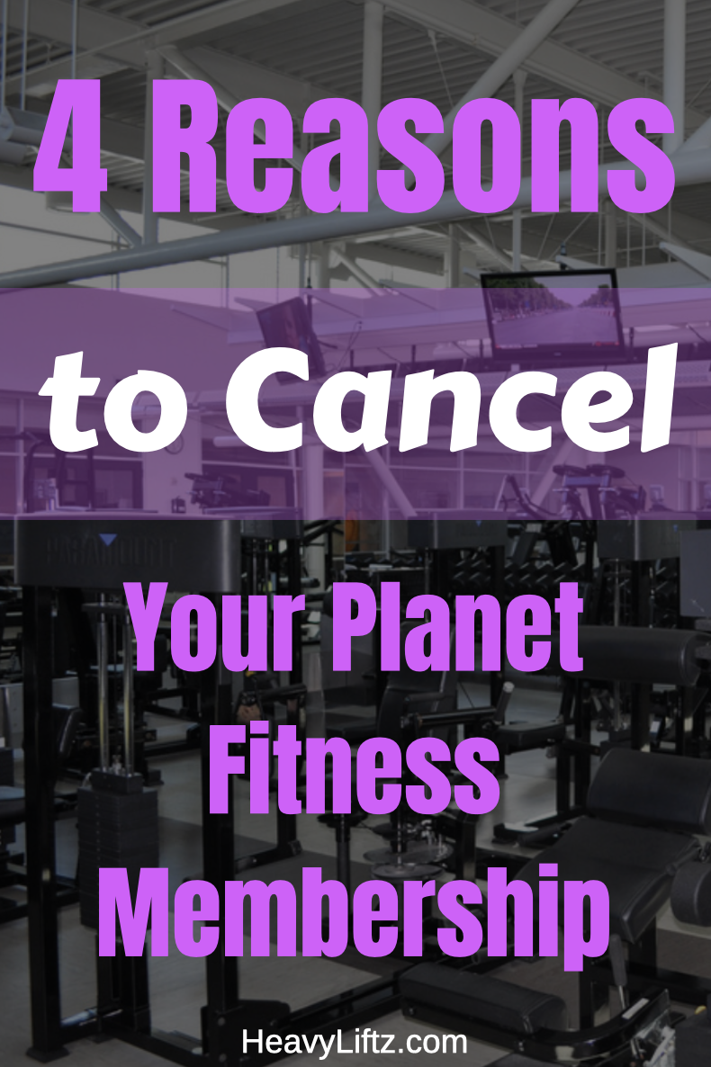 how can you cancel your planet fitness membership