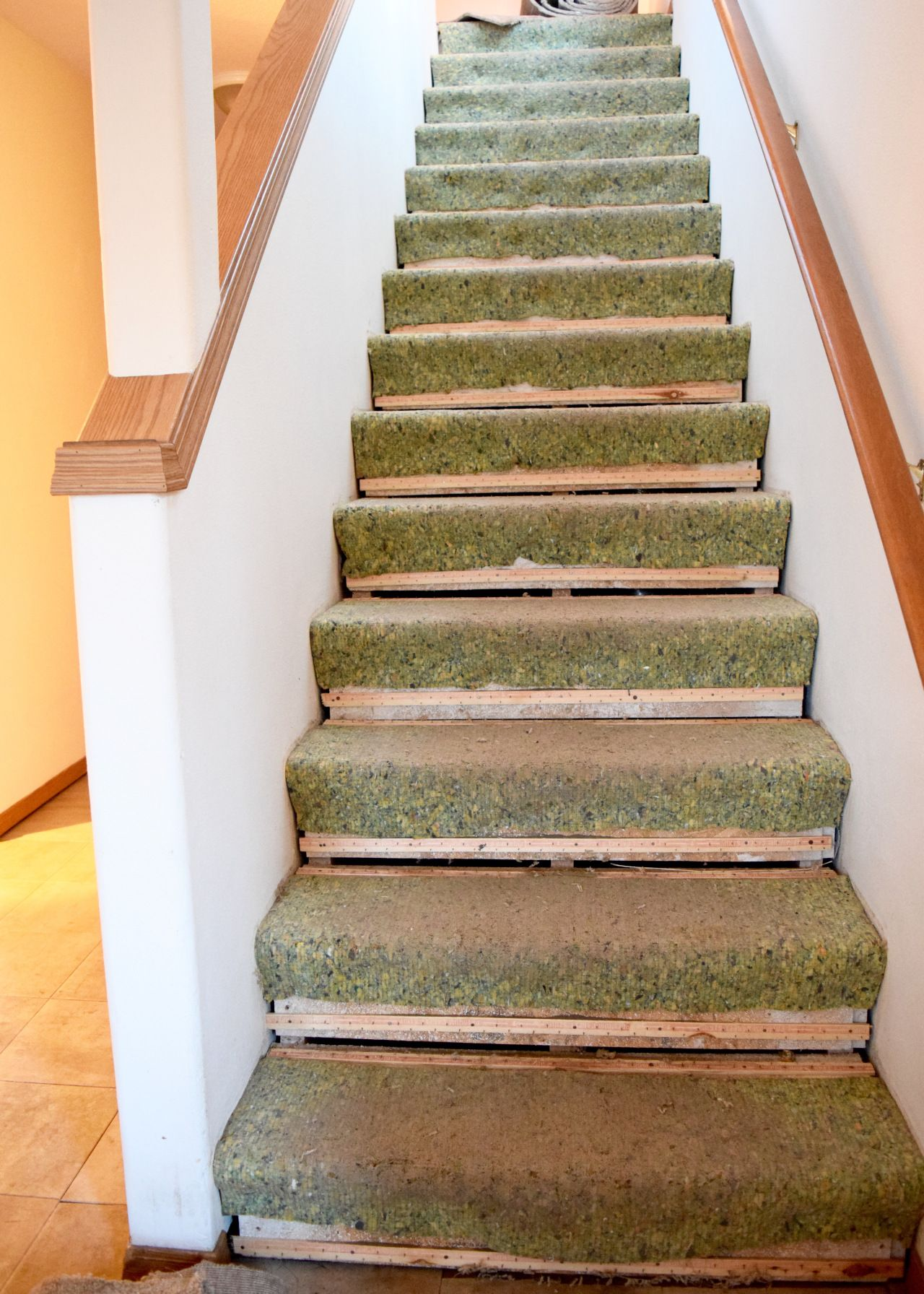 Best The Long Weekend Carpet Stairs Carpet Padding Lvt Tile 400 x 300