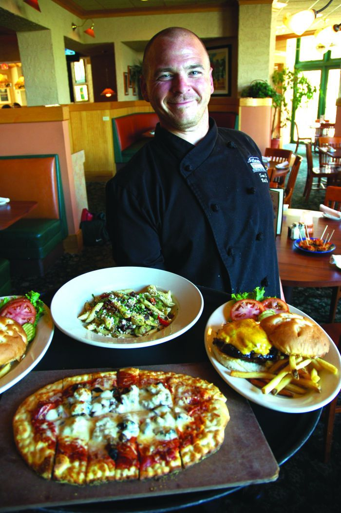 Nick Curly Working With Him At Copper Falls Random Dining Restaurant Weektraverse Citytraveling