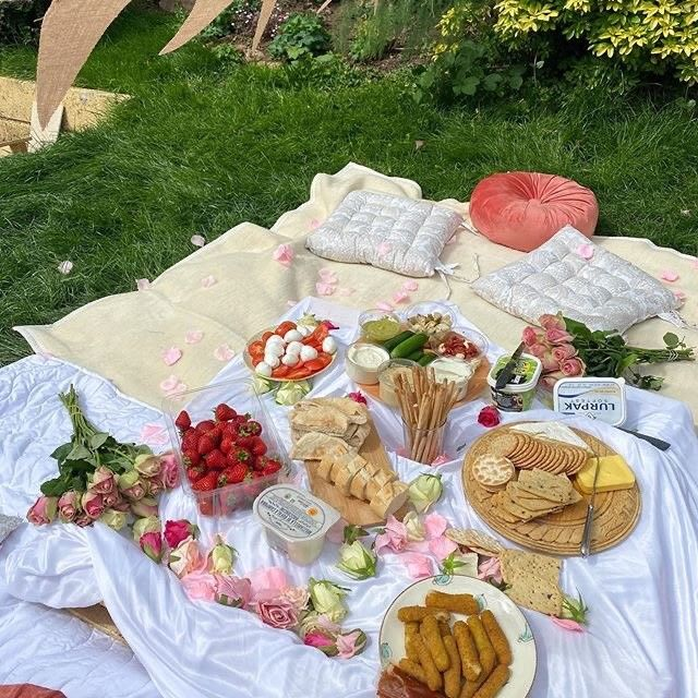 Pin by maddiehicks on picnics ig | Picnic inspiration
