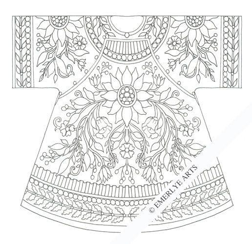 Página de imprimibles para colorear - capa chino | Etsy, Coloring ...
