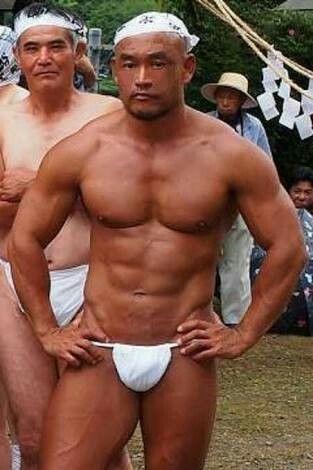 Good looking nude asian porn men