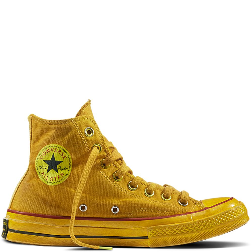 Converse Chuck Taylor All Star Leather Ltd Gris Chaussures