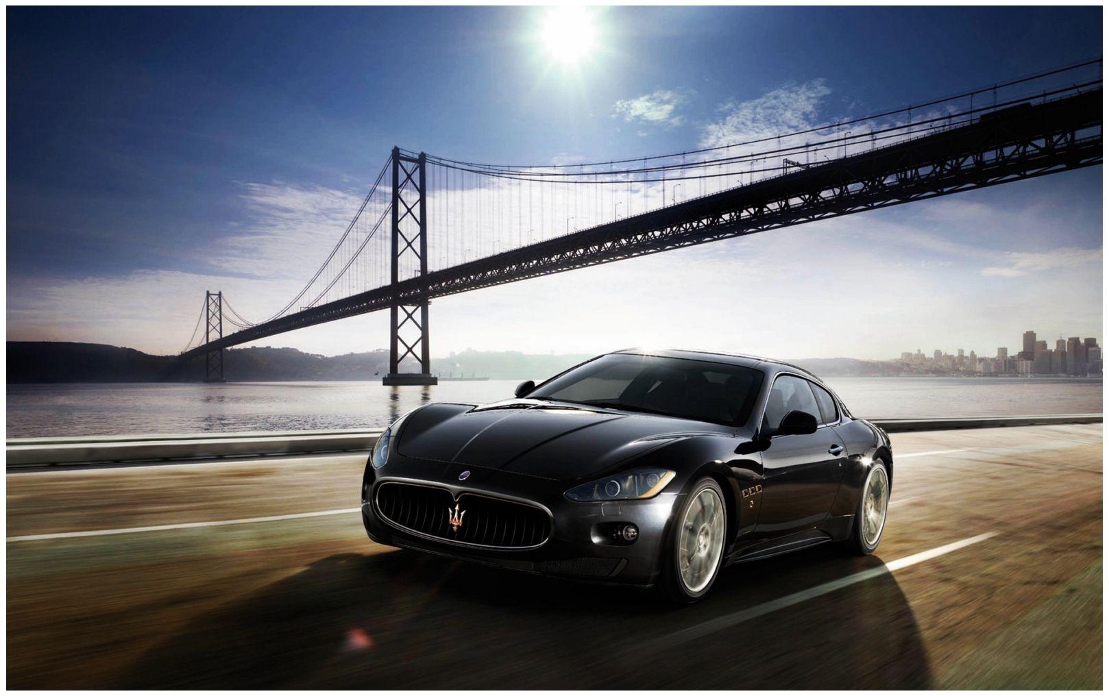 New Maserati Granturismo Hd Car Wallpaper Hd Walls Maserati Maserati Granturismo S Fondos De Pantalla De Coches