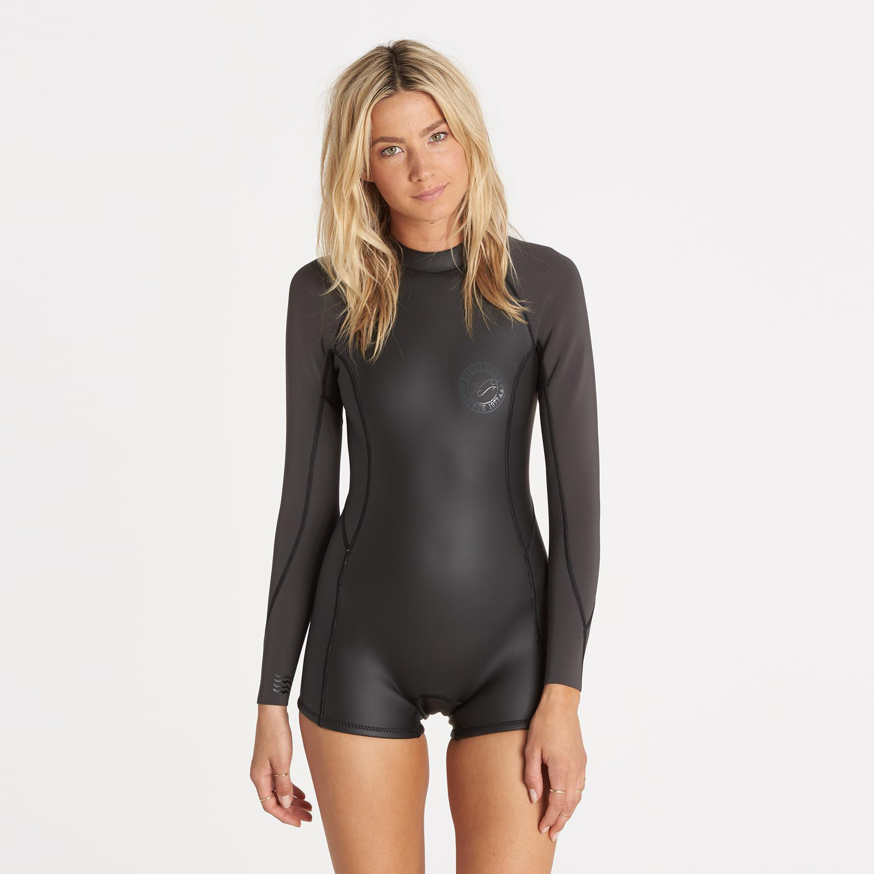Catsuit-up for warm water sessions. Made from a shiny glide skin ... 0aabc74fc
