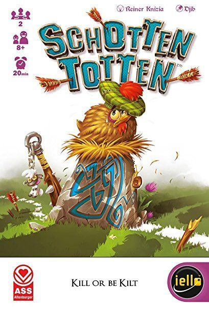 Schotten Totten by IELLO