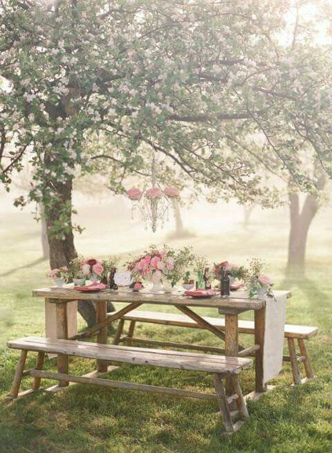 87 Brilliant Garden Wedding Decor Ideas | Garden wedding ...