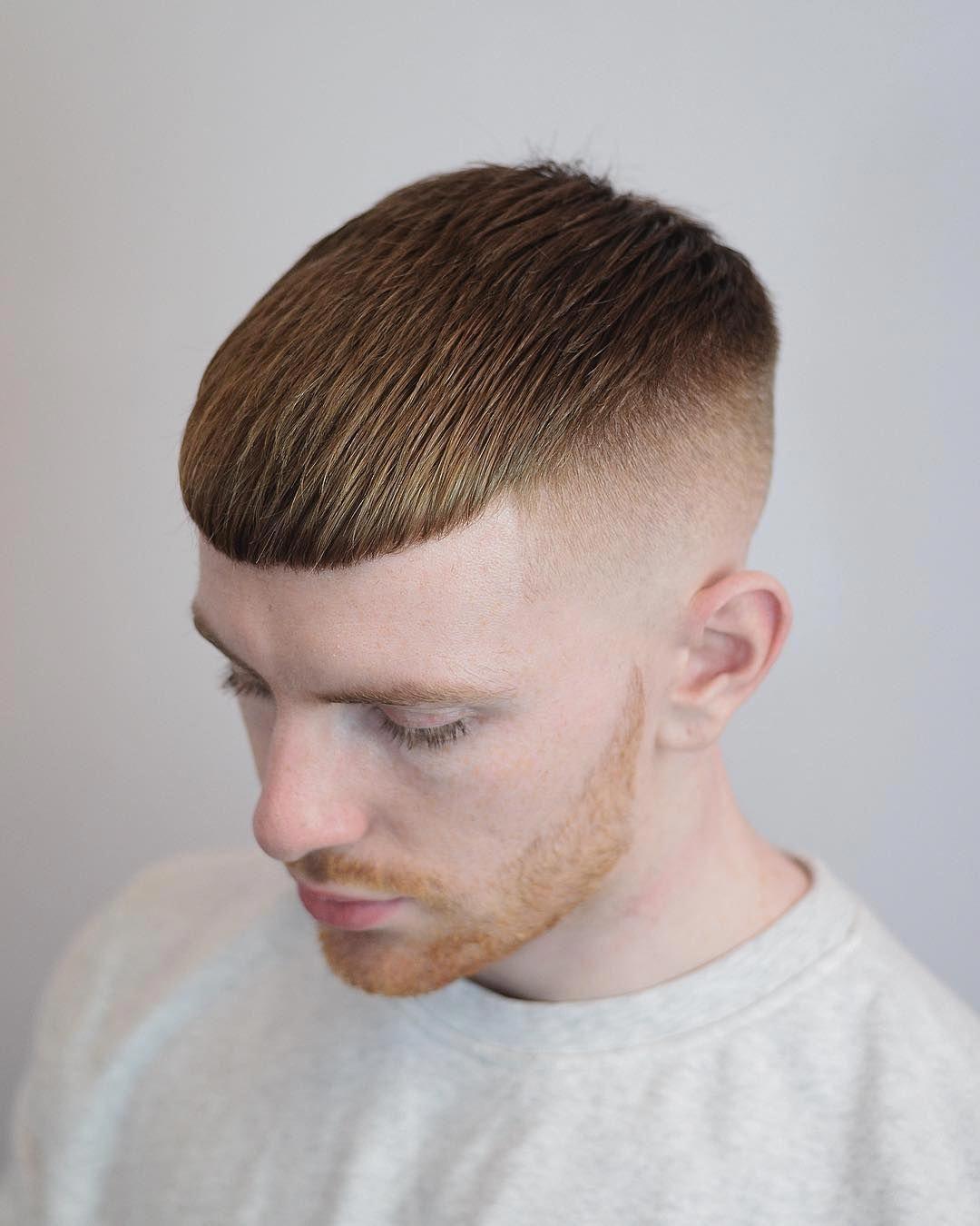 Very Short Crop Crop Haircut Thin Hair Men Mens Hairstyles
