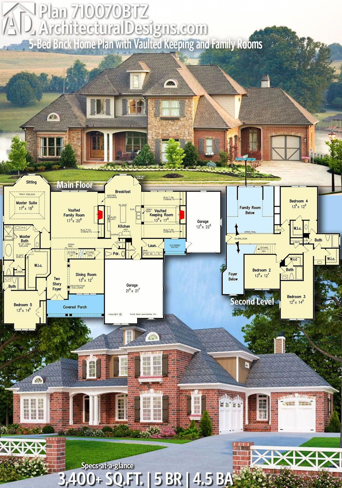 Begin Using These Interior Desing Ideas To Enhance Your House And Give It New Life Home Decorating Is Entertain House Plans Dream House Plans House Blueprints