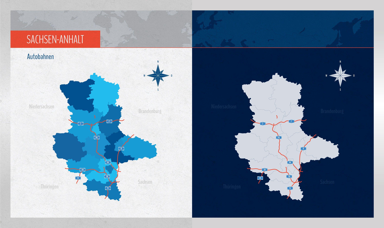Landkarte Sachsen Anhalt Mit Landkreisen Download Landkarte