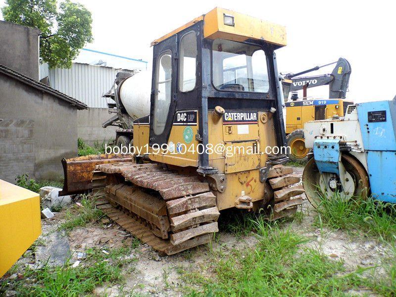 Used CAT D4C LGP Swamp Dozer | Heavy Equipment big and small | Cat