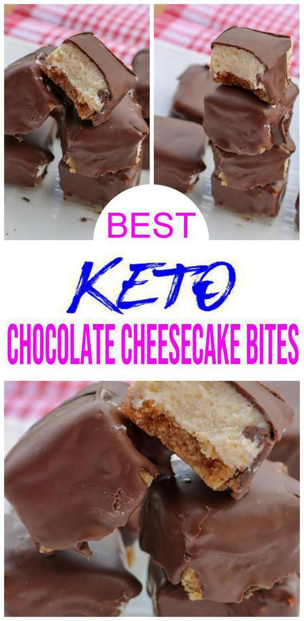 Keto Cheesecake! BEST Low Carb Keto Chocolate Cheesecake Bites Idea – Quick & Easy Ketogenic Diet Recipe – Completely Keto Friendly #simplecheesecakerecipe