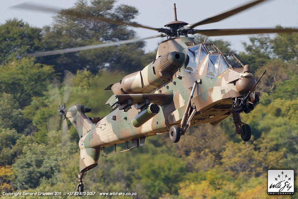 South African National Defence Force (SANDF)