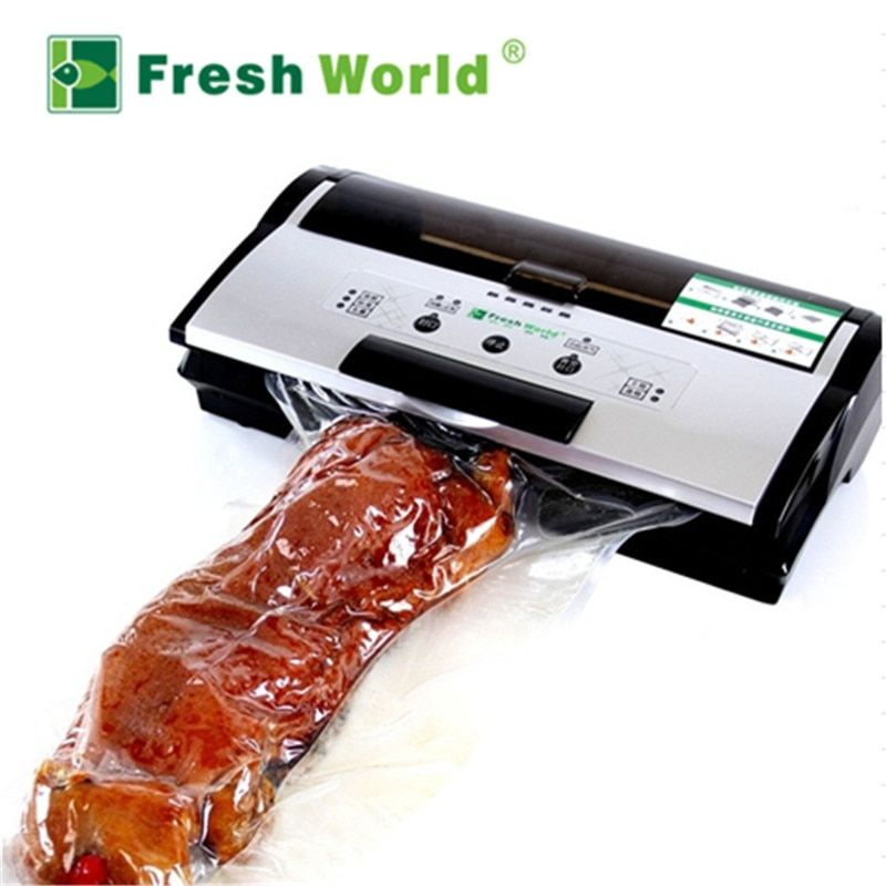Best Food Vacuum Sealer Packaging Machine Electric Automatic